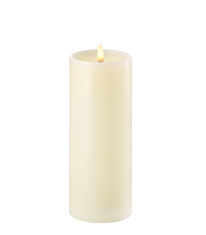 Led Verlichting - Pillar Candle (with shoulder) 8 x 20