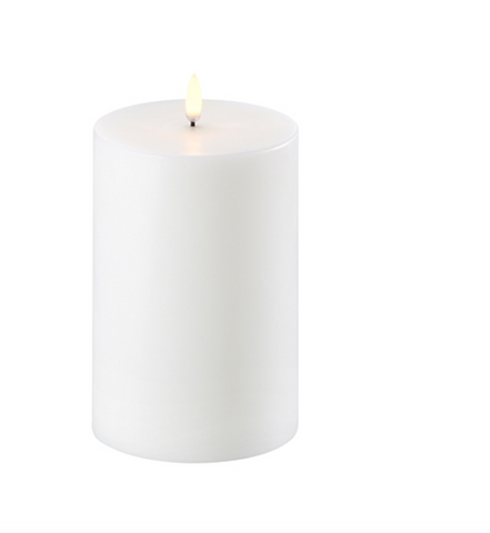 Led Verlichting - Pillar Candle 10 x 15