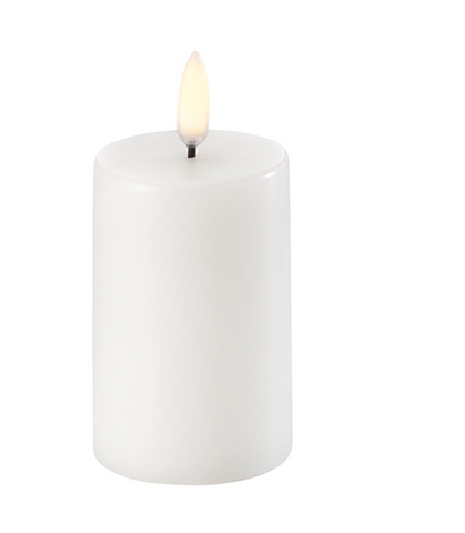 Led Verlichting - Pillar Candle 5 x 10