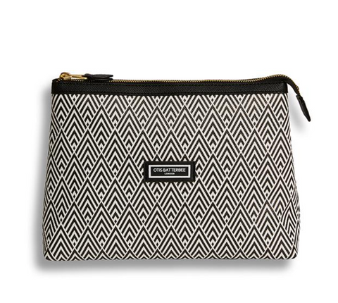 Redington Wash Bag Black Deco