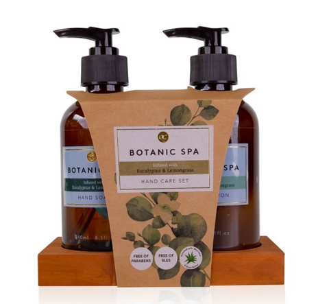 BOTANIC SPA set handzeep + handlotion