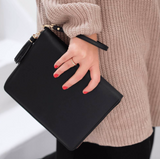 STACKERS CLUTCH | BLACK