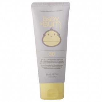 Baby Bum SPF 30 Premium Natural Lotion - 88ml - Groms HQ