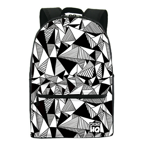 Groms HQ - Geo Backpack - Groms HQ