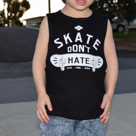 Little Lords - Skate Don't Hate Tank - Groms HQ