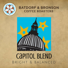 Load image into Gallery viewer, Batdorf & Bronson Whole Bean Coffee