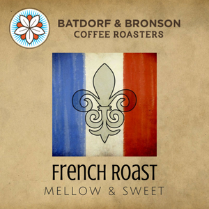 Batdorf & Bronson Whole Bean Coffee
