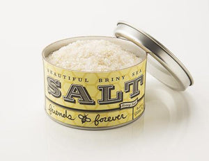 Beautiful Briny Sea Salt & Sugar