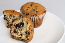 Load image into Gallery viewer, chocolate chip muffin - small