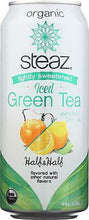 Load image into Gallery viewer, Steaz Organic Iced Green Tea