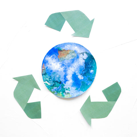 World recycle image