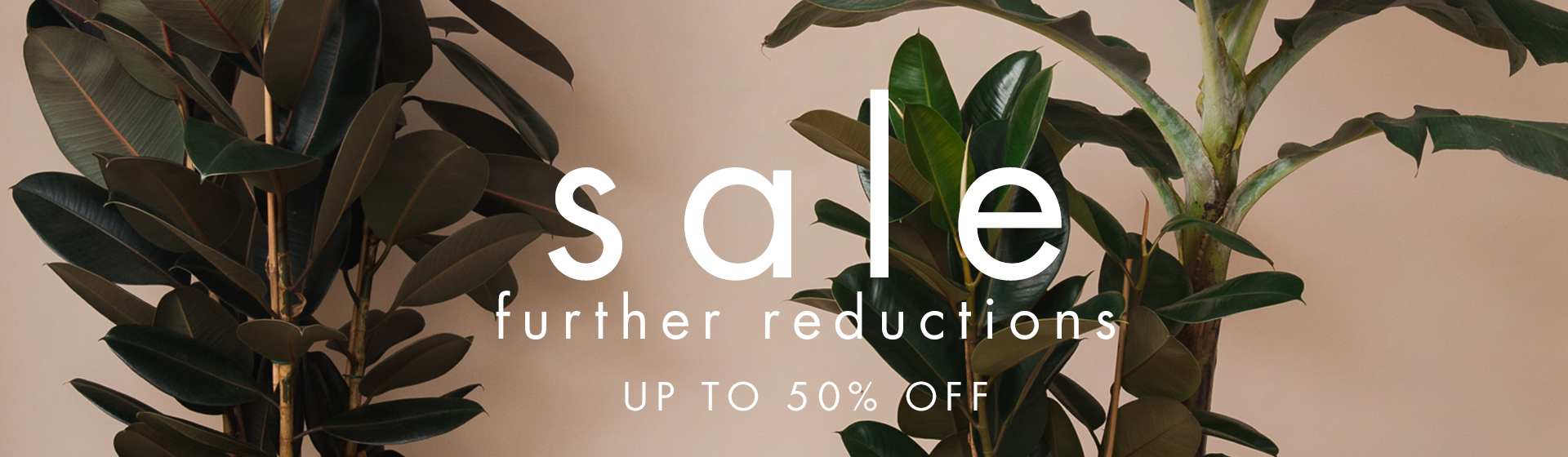 Don't miss out on our Further Reductions | Up to 50% off the winter collection