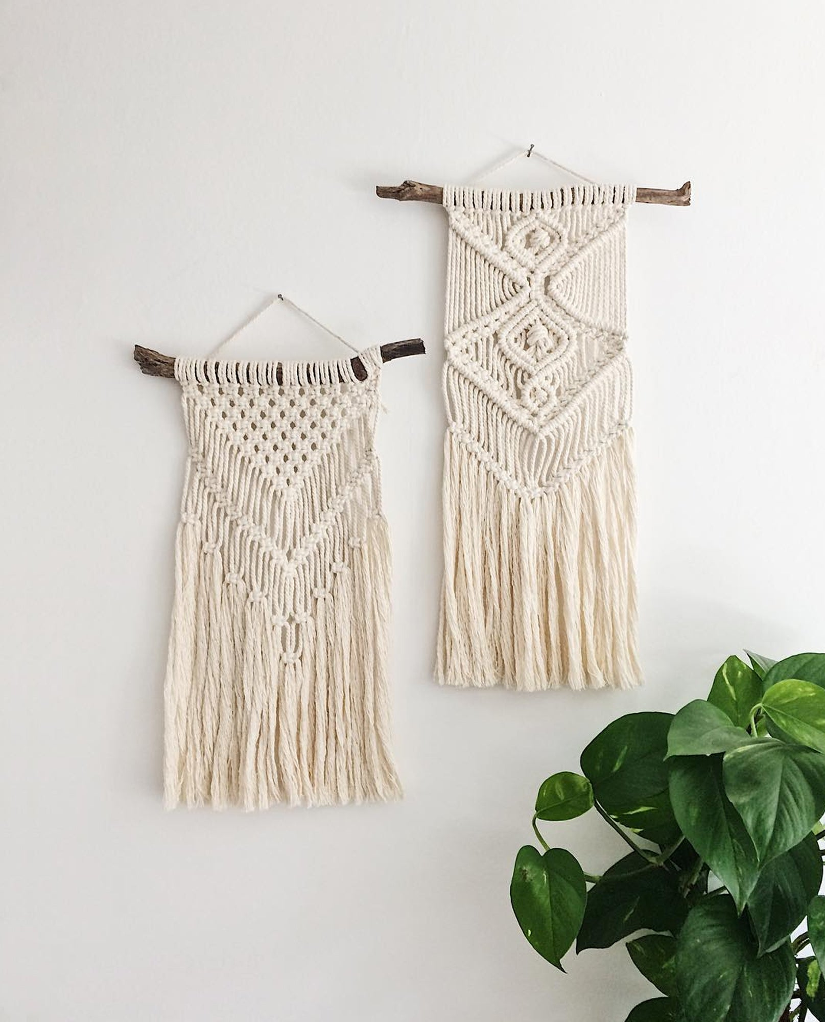 Macrame Wall Hanging Workshop | Sunday 16th September