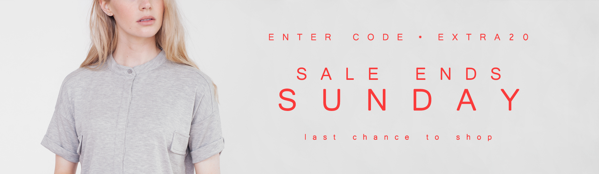 Sale ends Sunday | take an extra 20% off