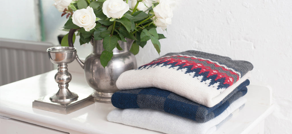 6 Tips to Look After Your Knitwear