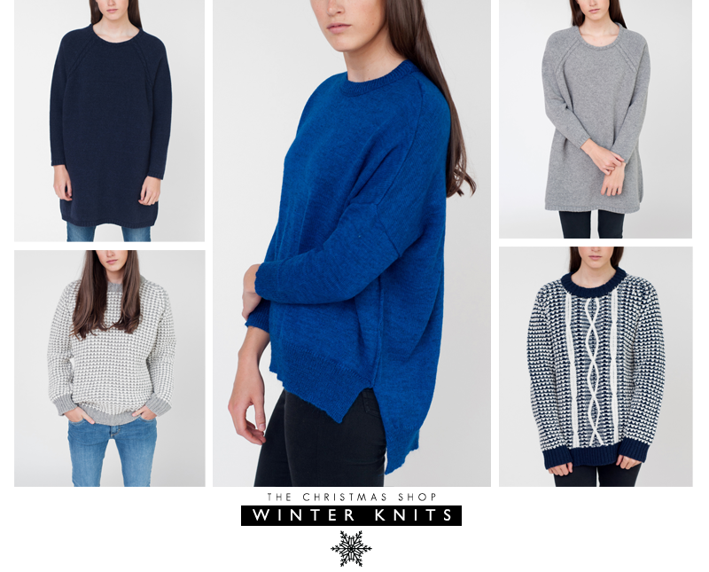 The Christmas Shop | Winter Knits