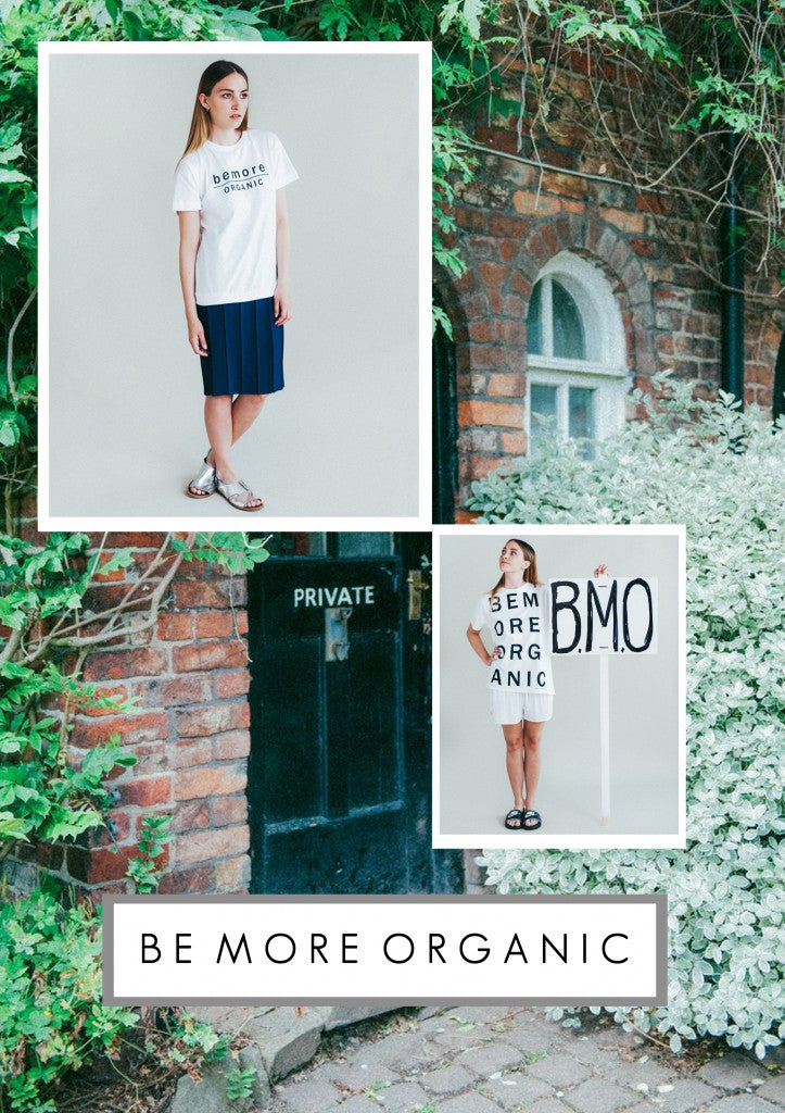 Be more organic beaumont organic t shirts
