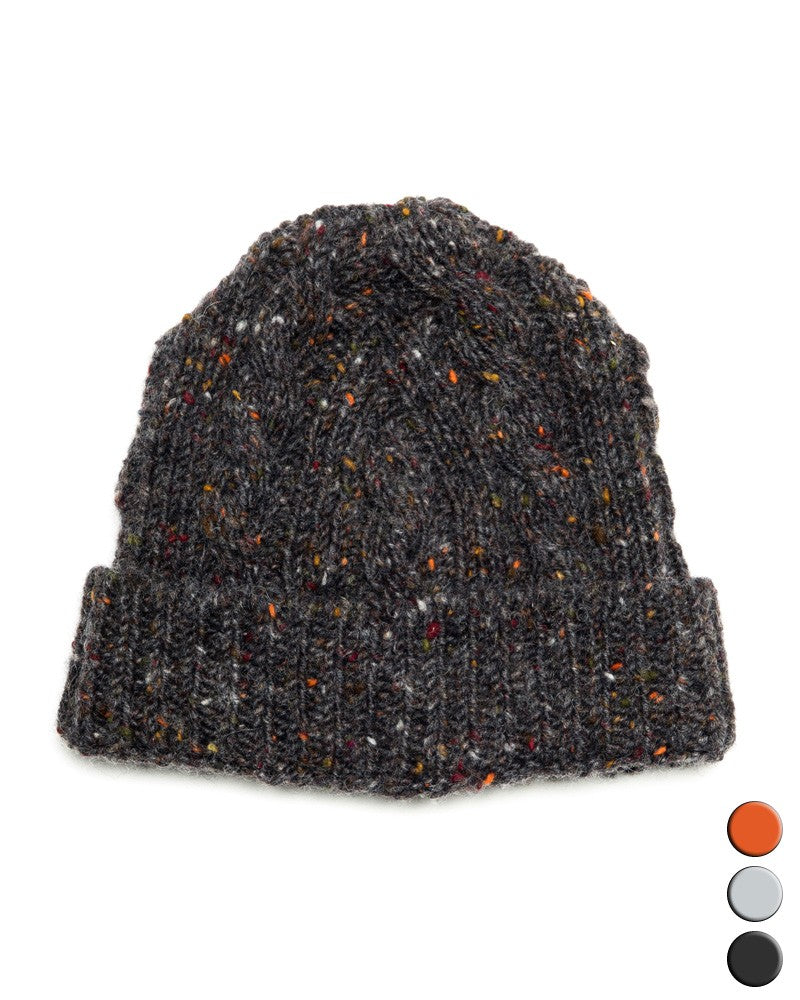 Betty-Beaumont-Organic-Luxury-Chunky-Knitted-Wool-Flecked-Beanie-Hat-1-800x1000