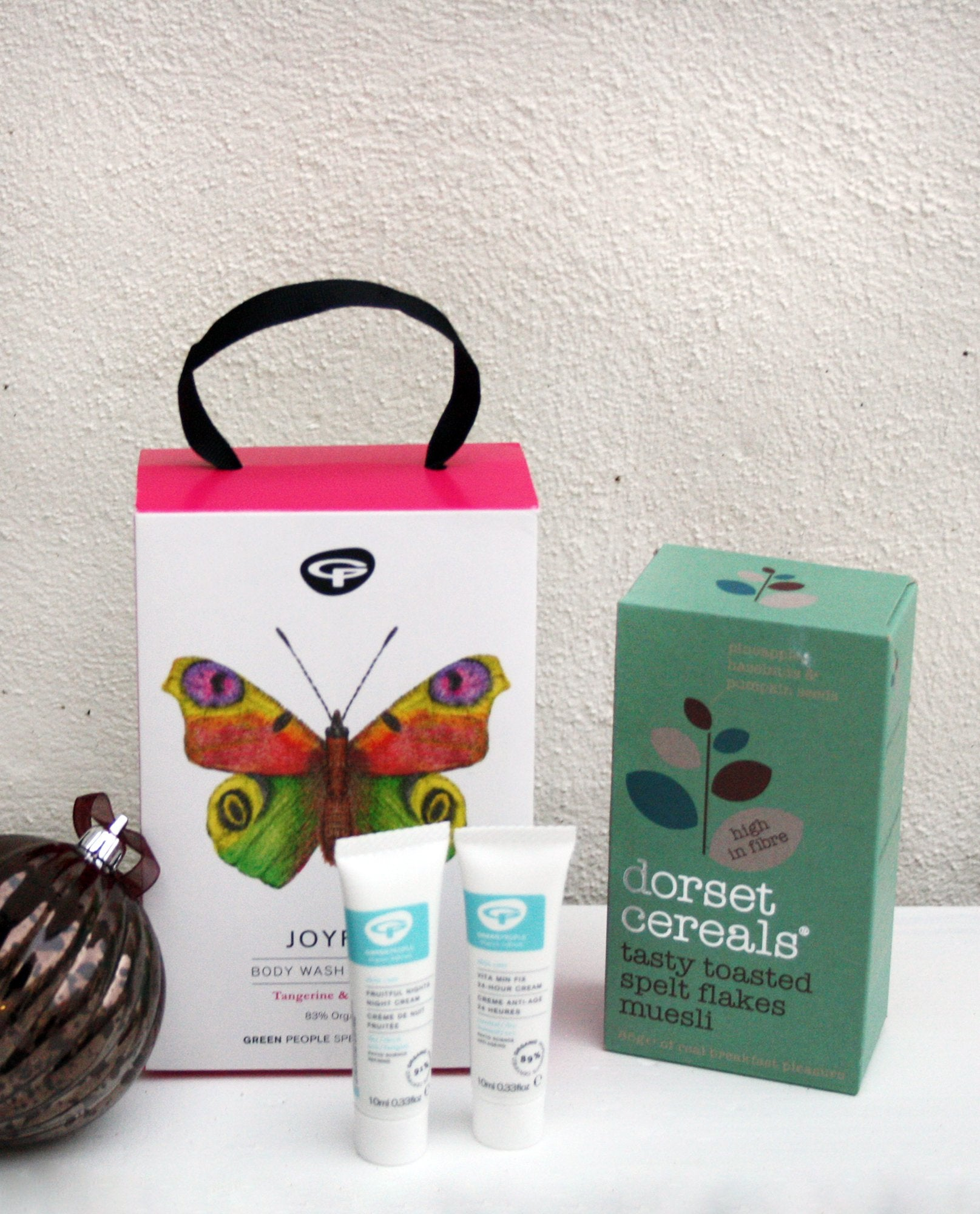 Giveaway skin care beauty products
