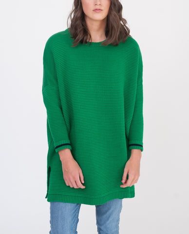 ADRIAN Cotton Oversized Jumper