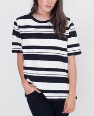 ANNIE Organic Cotton Striped Tshirt