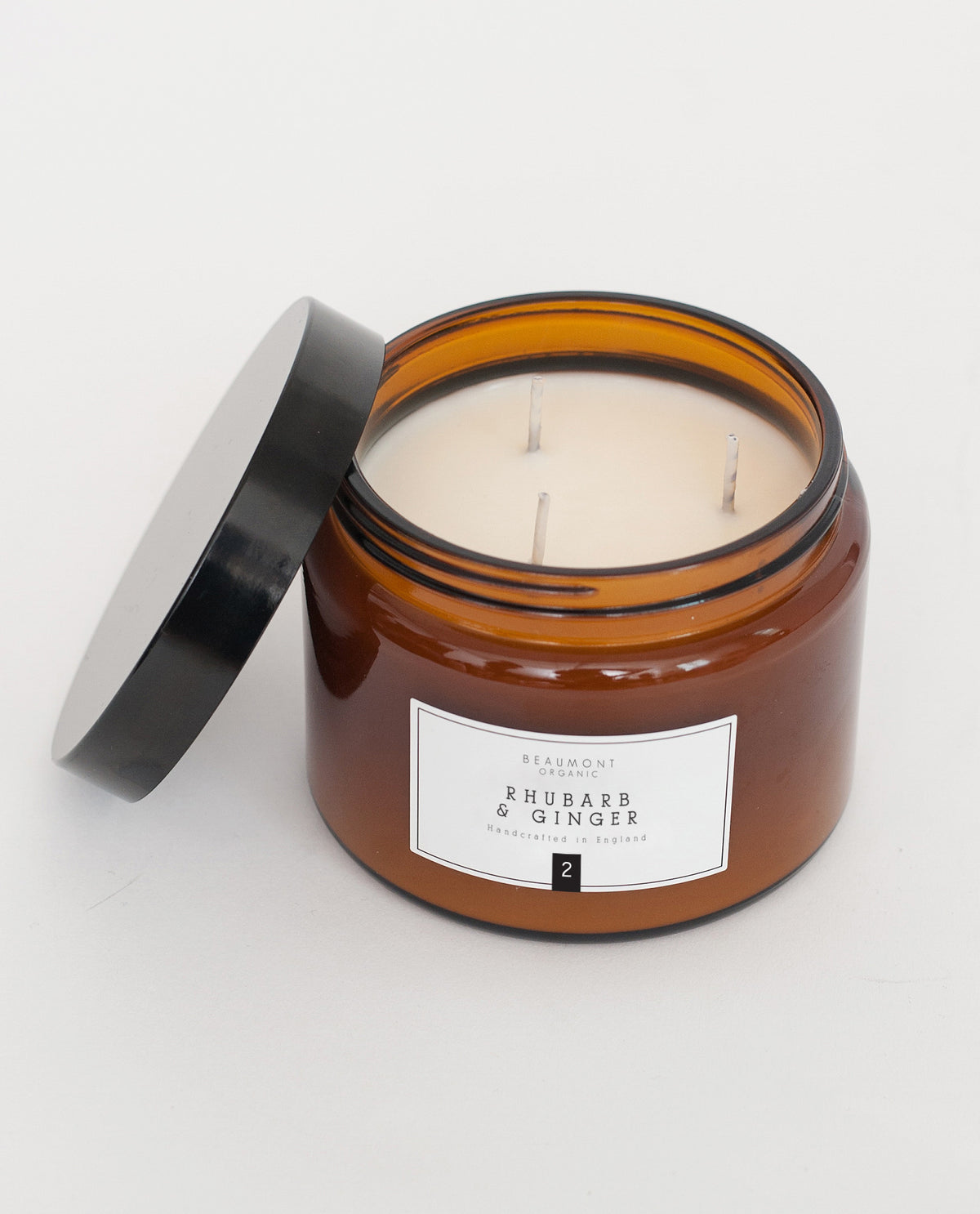 500ml Luxury Three Wick Candle