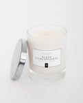 30cl Luxury Candle With Silver Lid