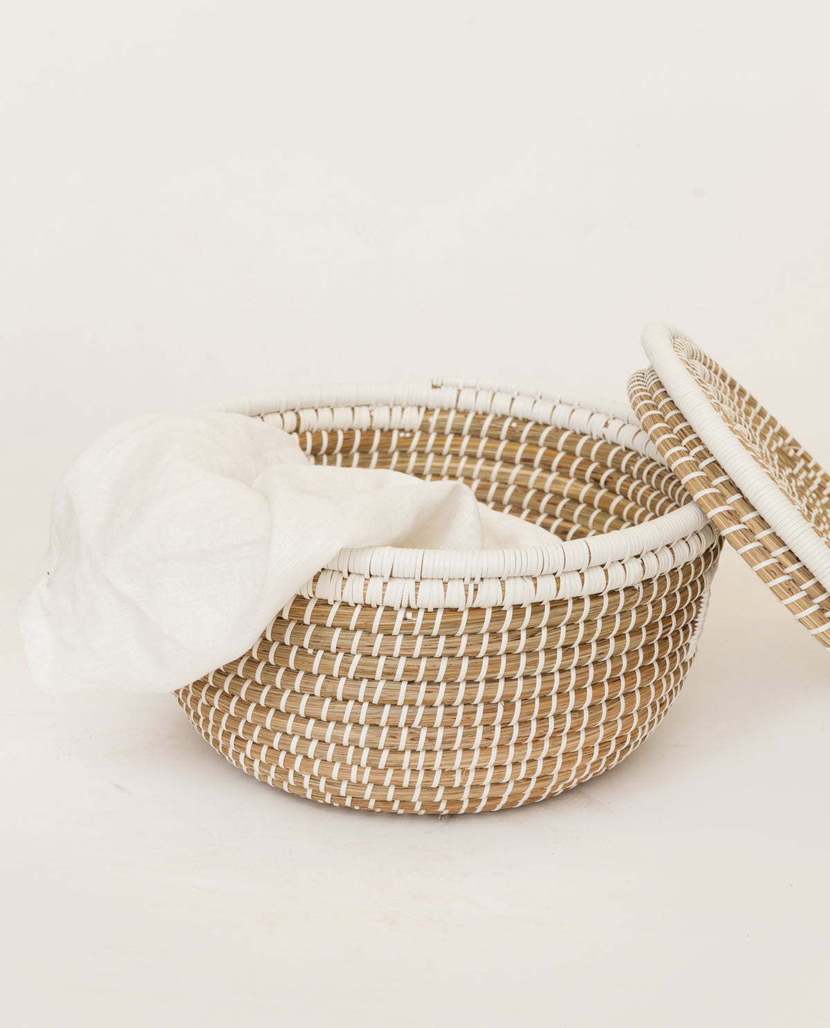 Large Kasia Tape Basket