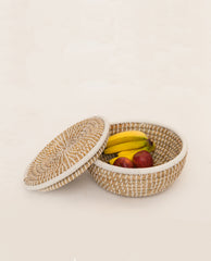 Small Kaisa Tape Basket