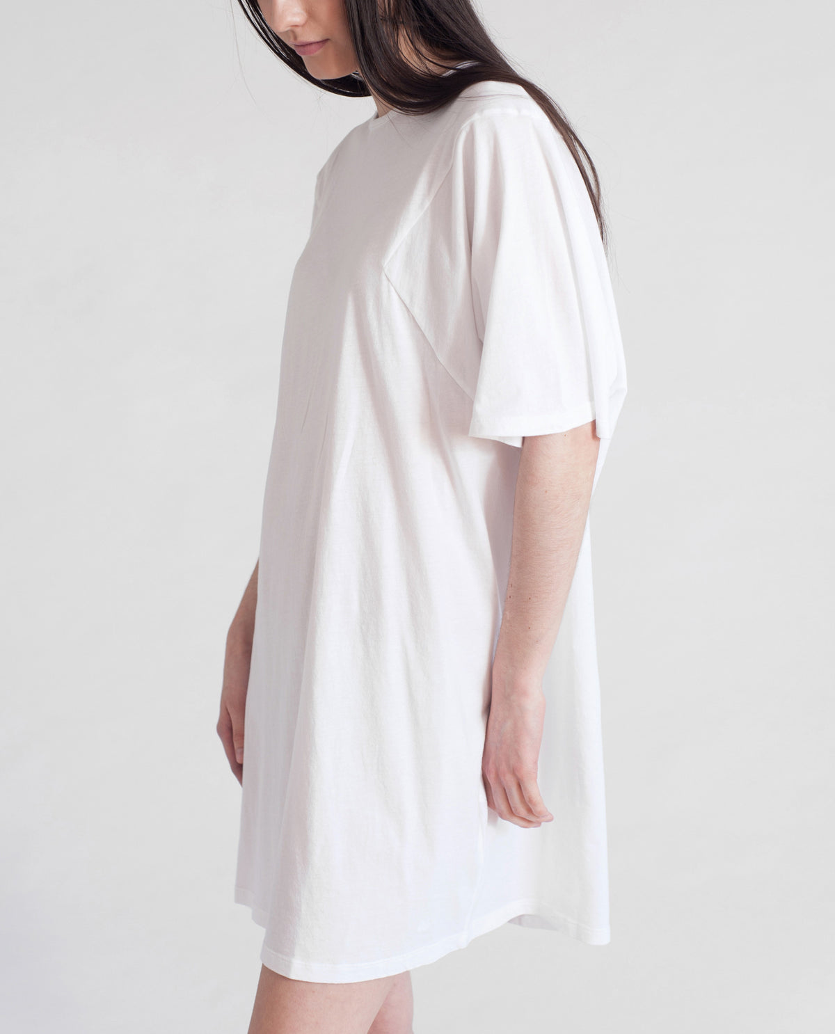 DAISY Organic Cotton Tshirt In White