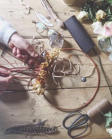 Dreamcatcher And Intention Setting Workshop
