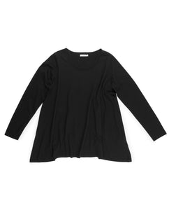 HELSA Organic Cotton Swing Top In Black