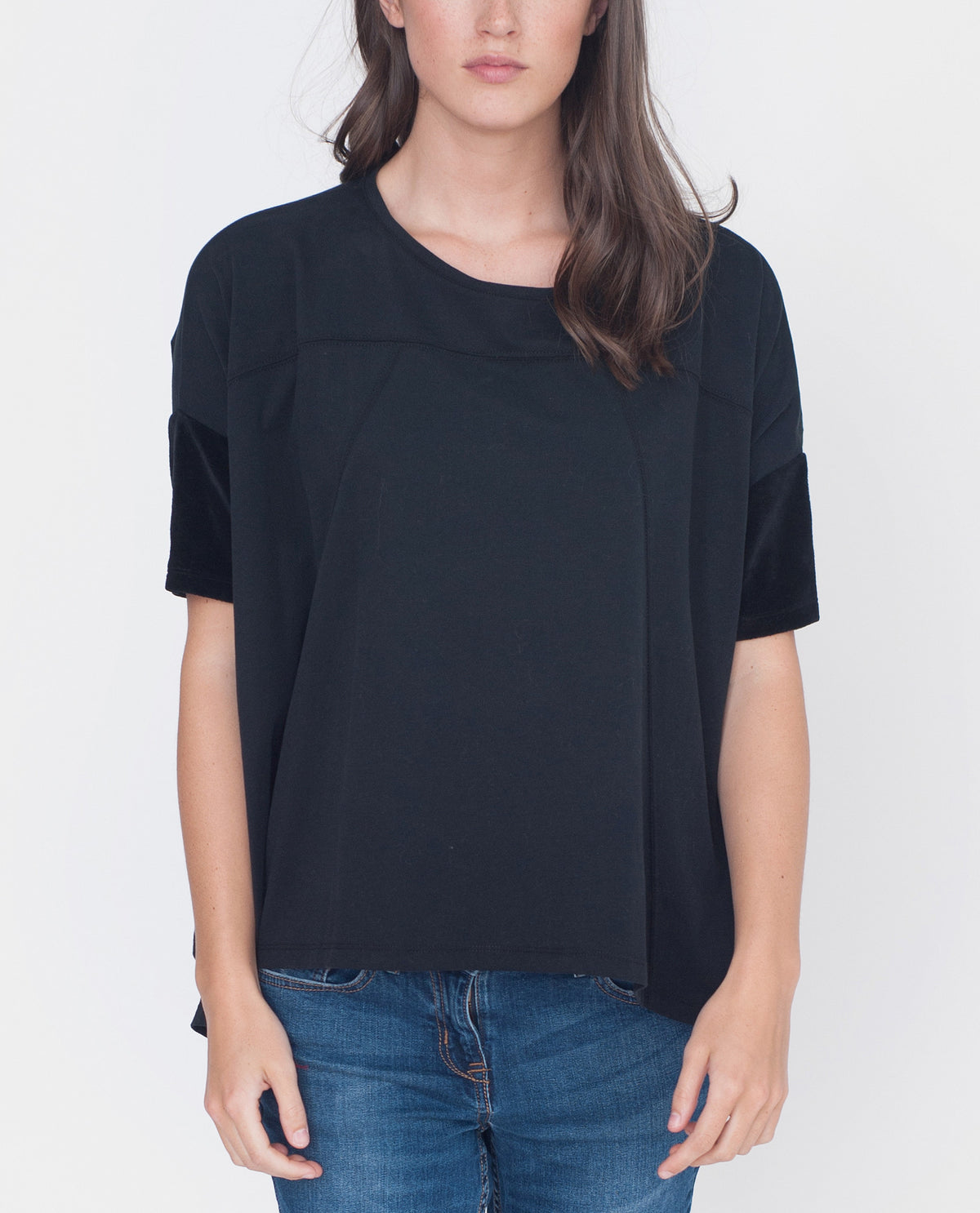JESSIE Organic Cotton Top