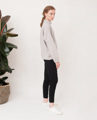 JORDAN Organic Cotton Sweatshirt In Flint