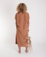 JOY Modal Dress In Coffee