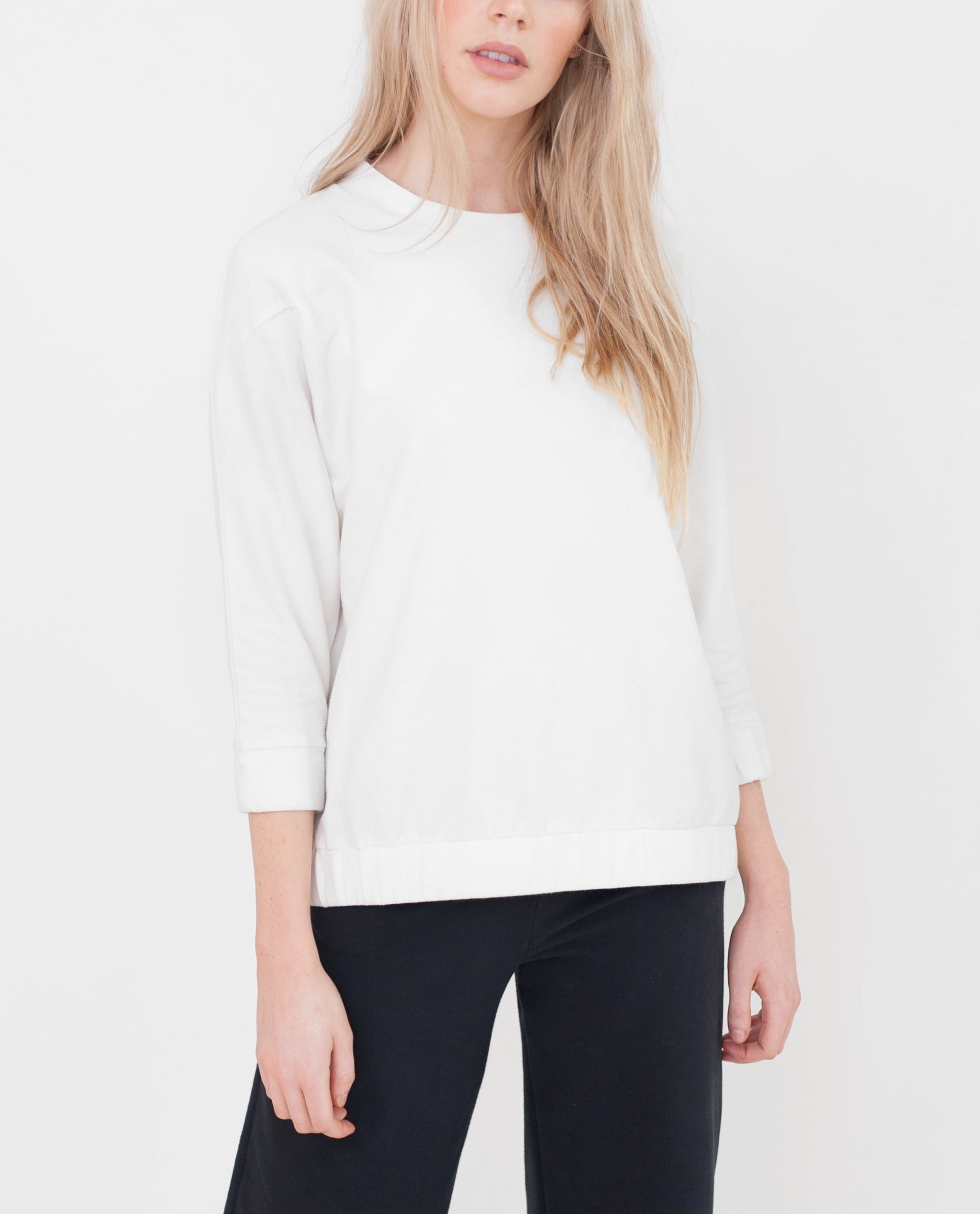 KYLA Organic Cotton Sweatshirt from Beaumont Organic