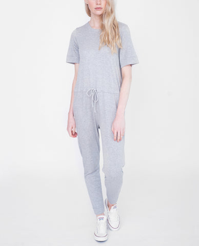 MAYA Lyocell And Cotton Jumpsuit