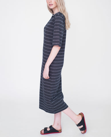 PAIGE Cotton Striped Dress