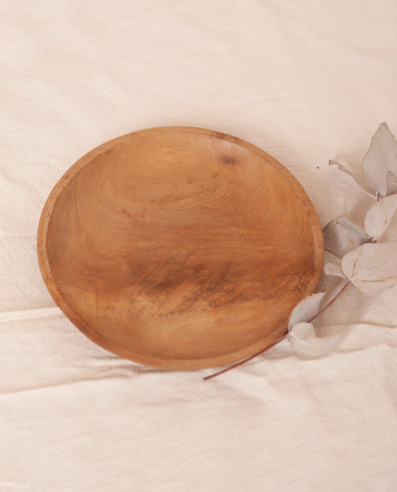 RIKA Wooden Plate