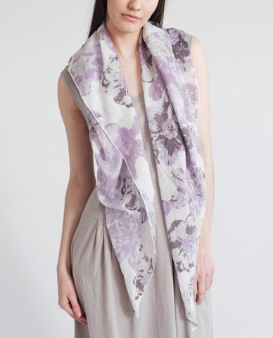 ROISIN Cotton Print Scarf