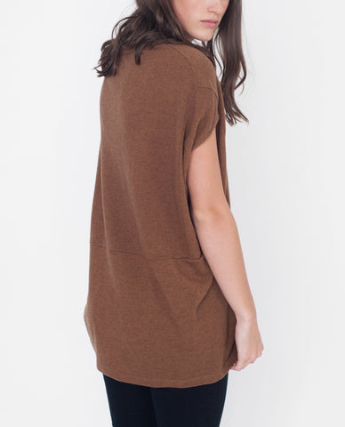 REID-MAY Lyocell And Wool Top