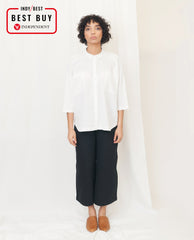 STEPHANIE Organic Cotton Shirt