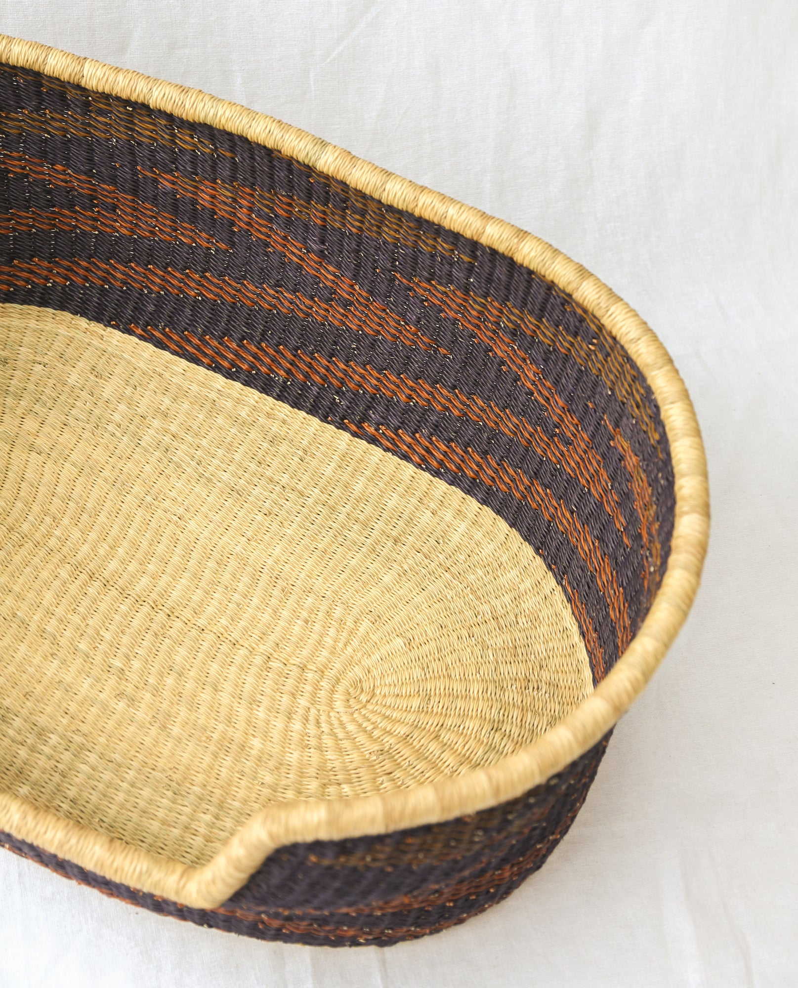 TANO Handwoven Dog Basket