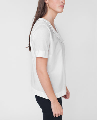 TONYA Organic Cotton Blouse
