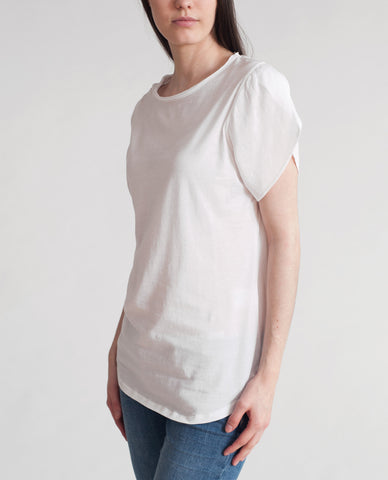 TULIP Organic Cotton And Linen Top