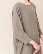 VERA-MAY Modal Dress In Khaki