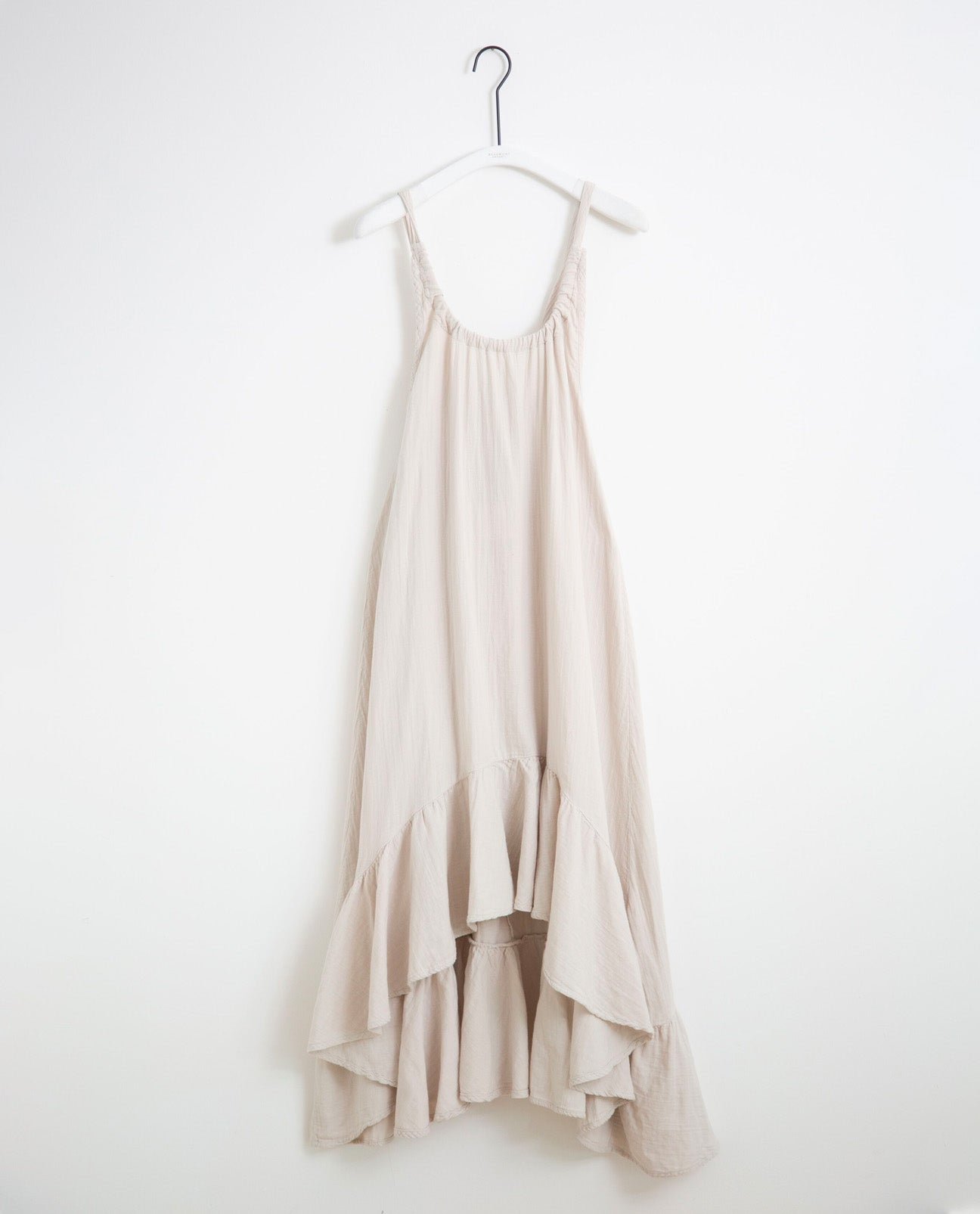 Belmira Organic Cotton Dress In Bone