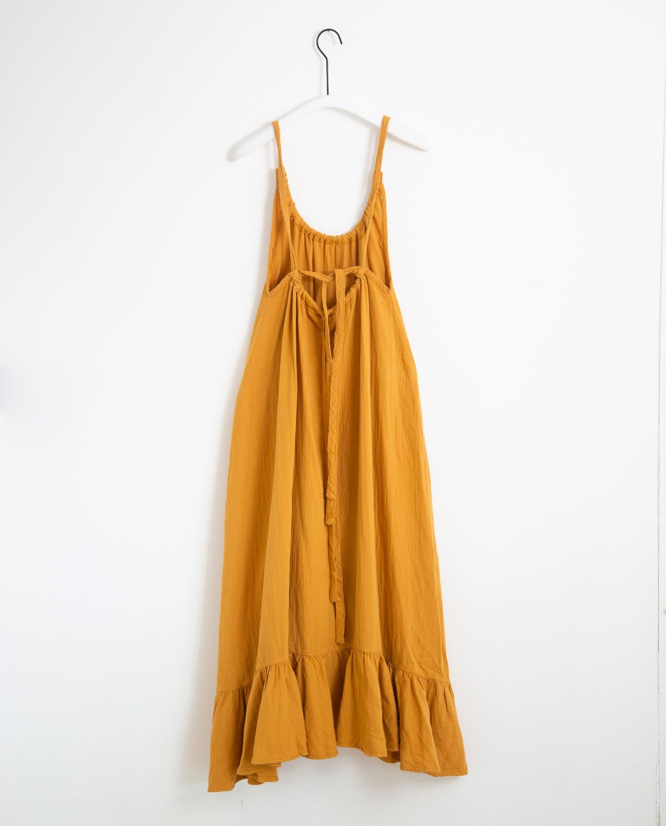 Belmira Organic Cotton Dress In Sun