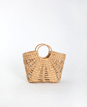 CITRA Rattan Shopper Bag