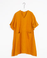 Eliana-May Linen Dress In Sun